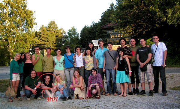 Volontariat international experience