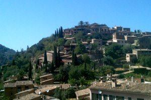 Petit village de Deià