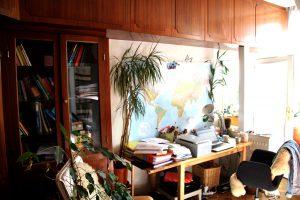 Appartement atypique Couchsurfing