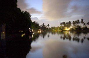 Voyage en Inde, backwaters