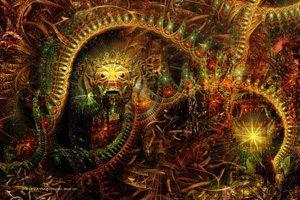 Cauchemar ayahuasca