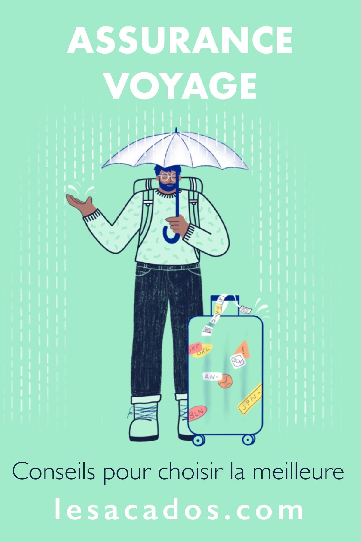 Choisir une assurance voyage peut être déroutant et complexe ! Je vous propose ici des conseils et un comparatif pour choisir la meilleure pour vous.