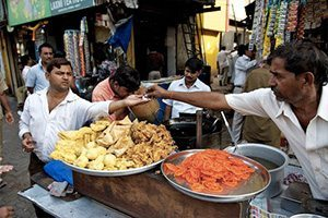Inde street food
