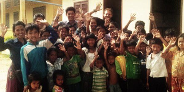 Cambodge installation médicale