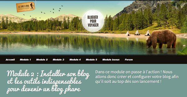 Bloguer Pour Voyager