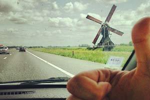 Voyage en stop