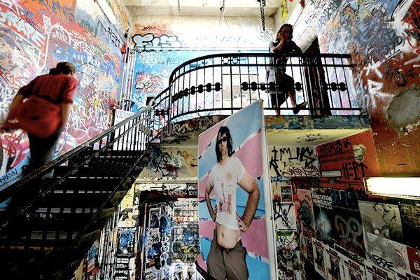 Squats Berlin Voku