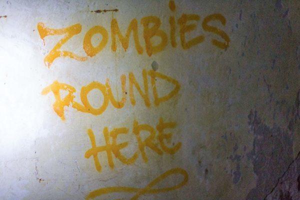 Zombies round here