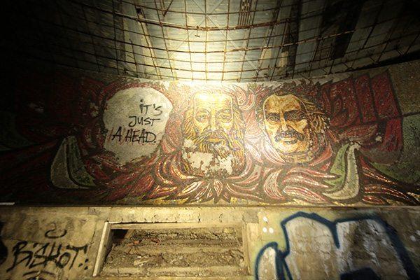 fresque Buzludzha