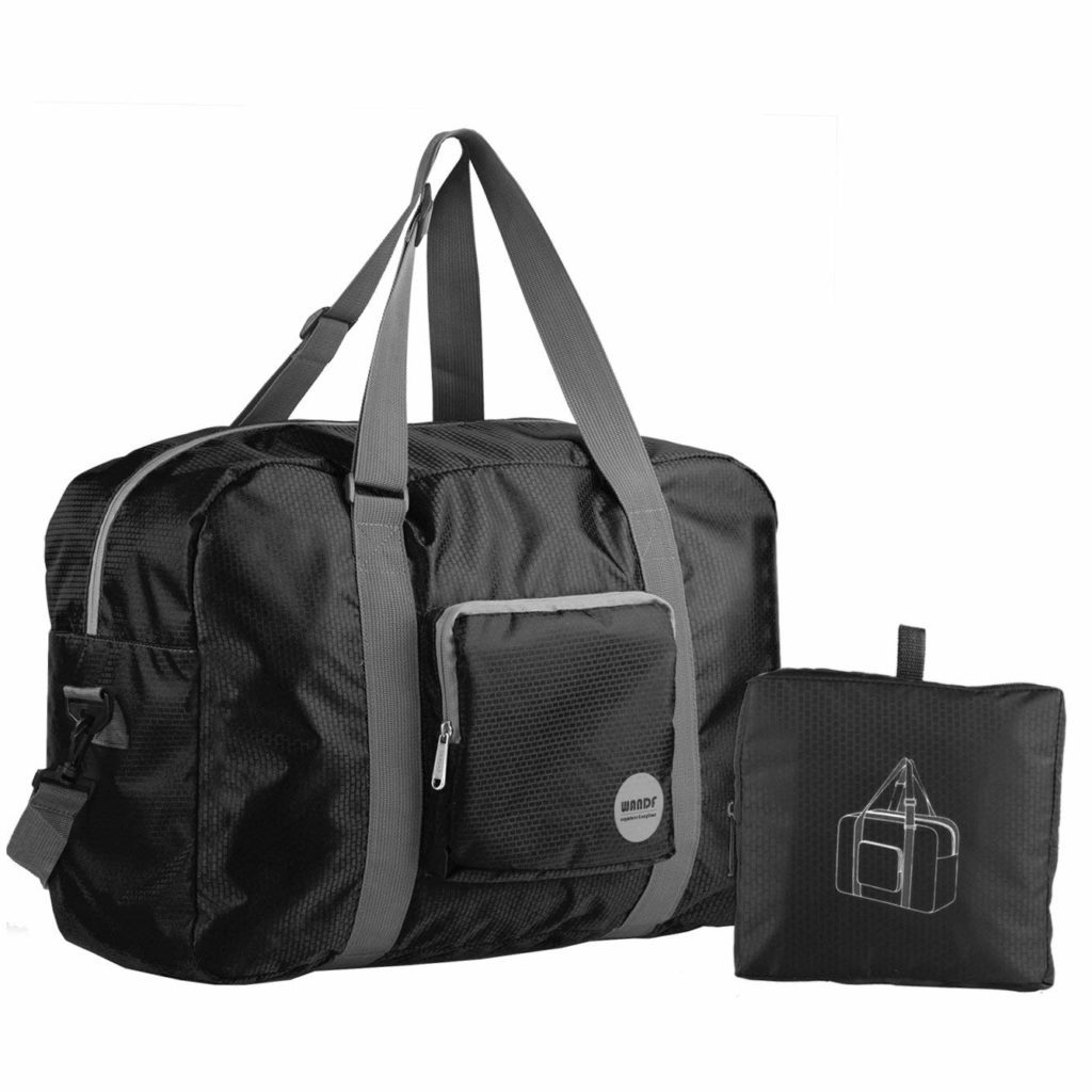 WANDF Foldable Travel Duffel