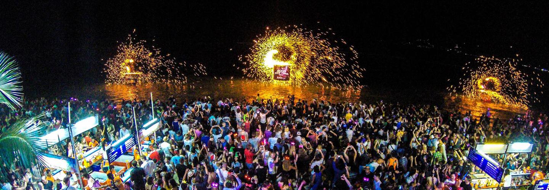 Arrestation Thailande Carte Bancaire.Full Moon Party A Koh Phangan En Thailande Le Guide De Survie