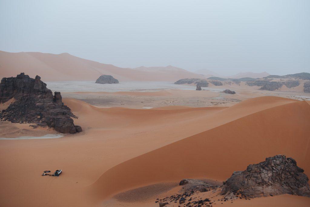Algérie Sahara Tassili Najjer