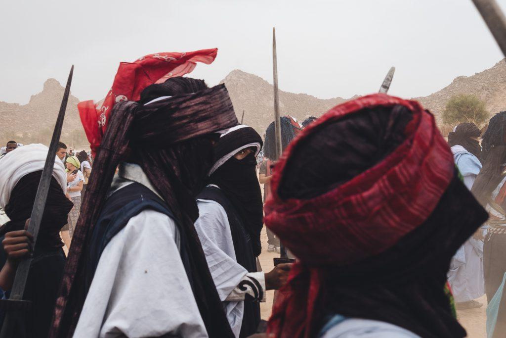 La Sébiba en Algérie à Djanet