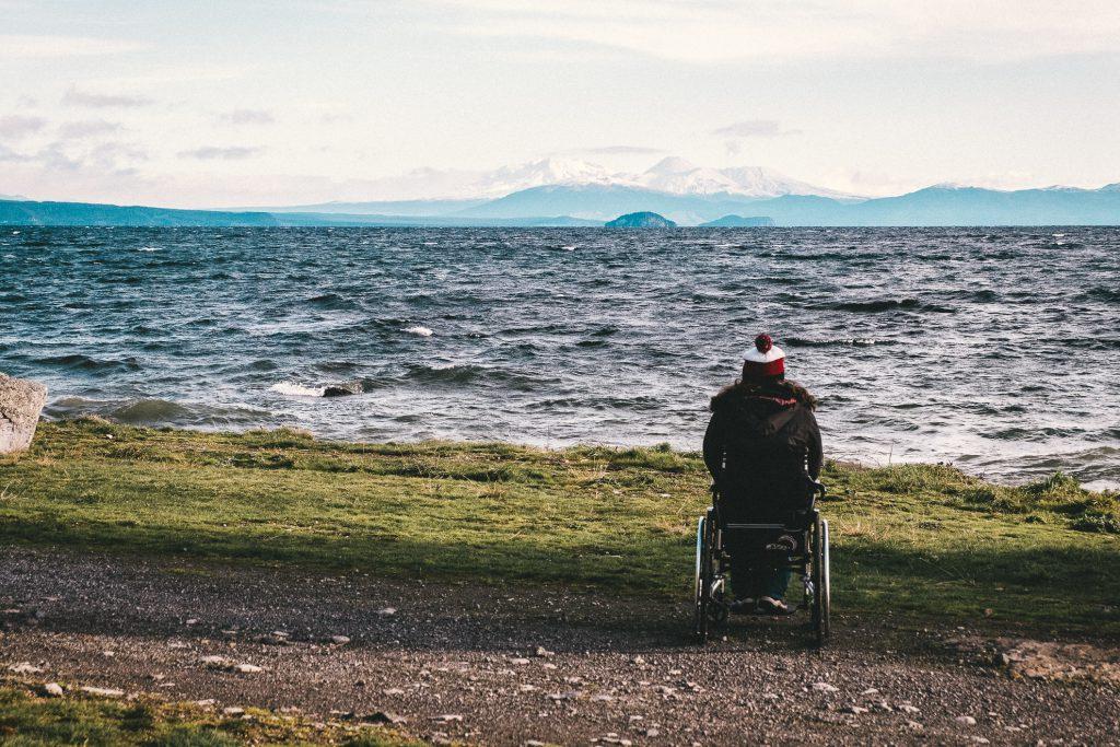 Voyage en fauteuil roulant