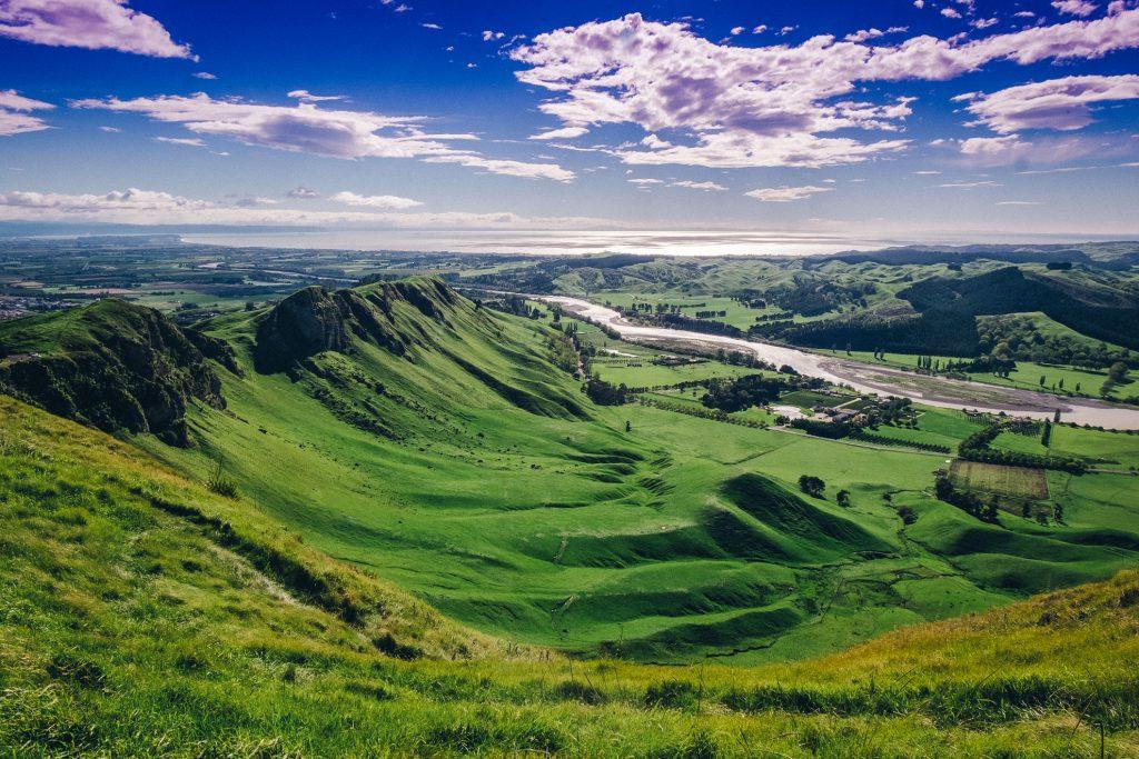 Nouvelle-zelande Paysage