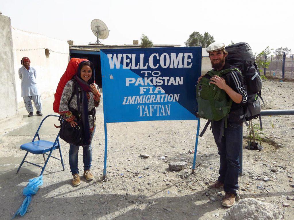 Autostop pakistan