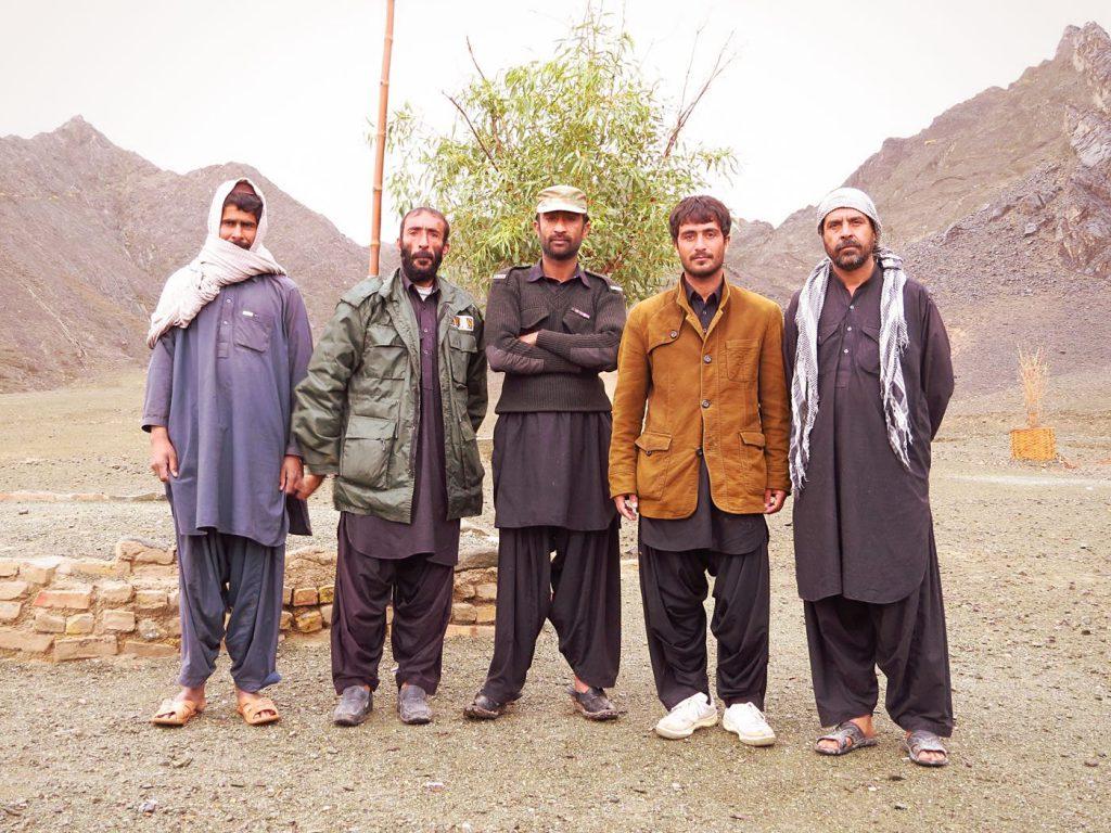 Locaux Soldats Pakistan
