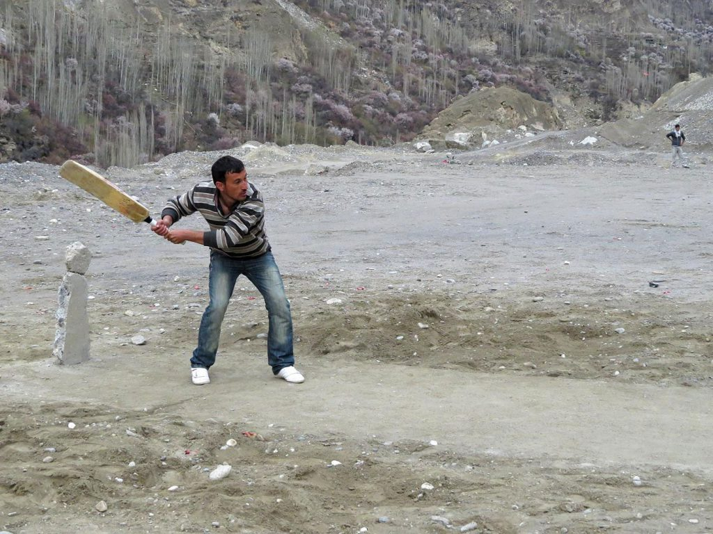 Sport cricket au Pakistan