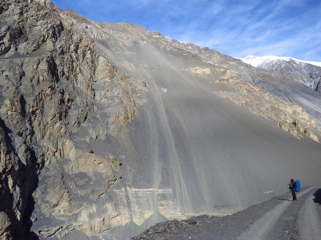 Vallée latérale de Shimshal