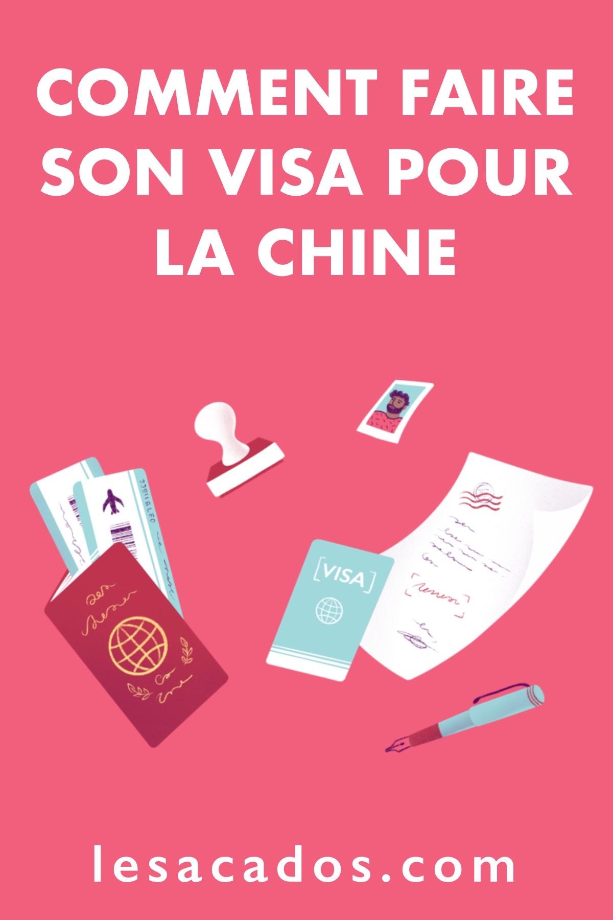 Vous vous apprêtez à faire un voyage en Chine? Dans cet article j'explique comment faire son visa pour Chine tout seul, ou en passant par une agence.