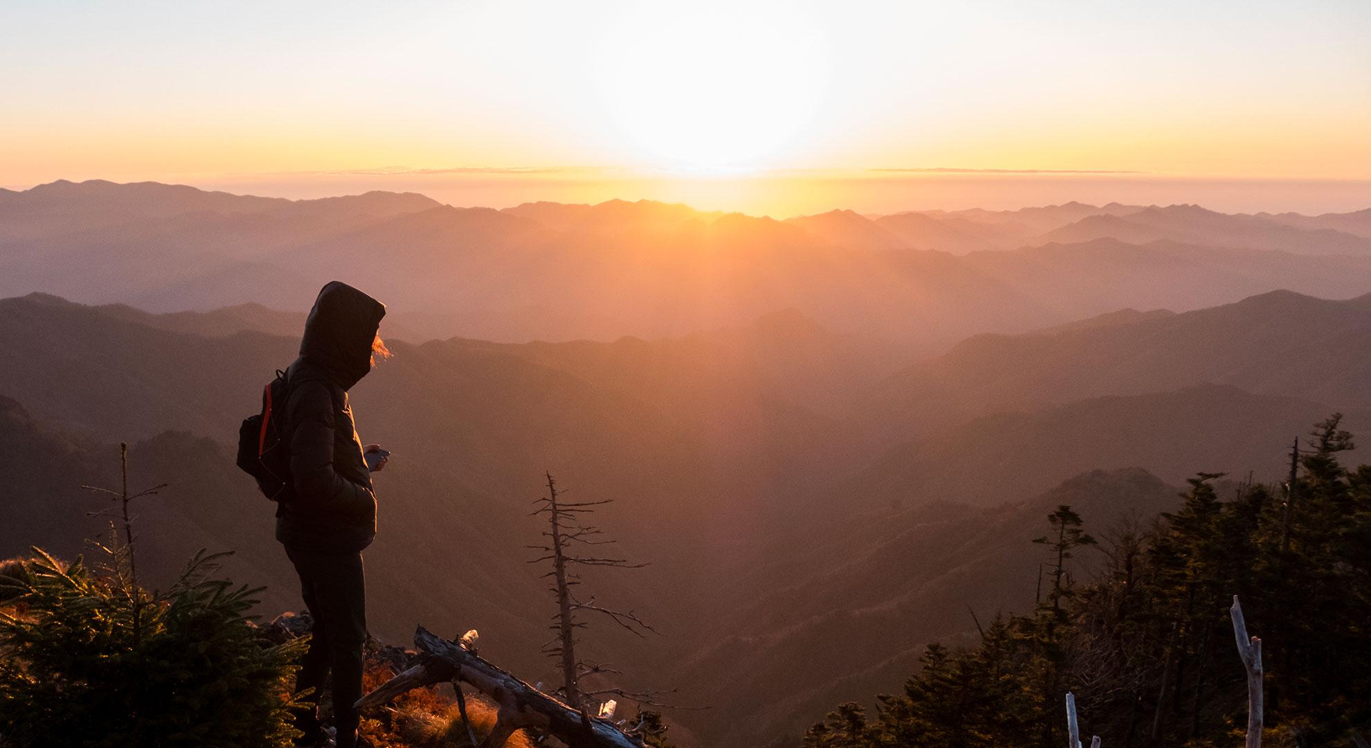 Un trek au cœur des montagnes sacrées de Kumano