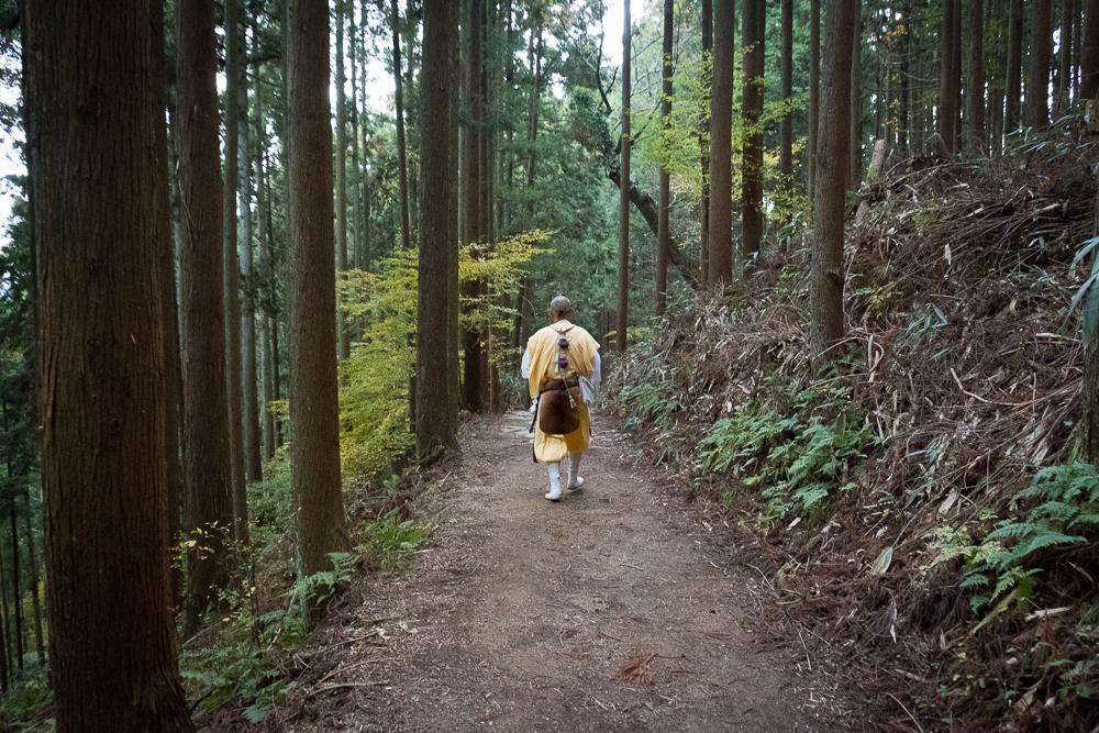 Yamabushi Walk Training
