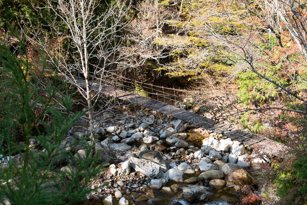 Yamabushi Bridge Nature