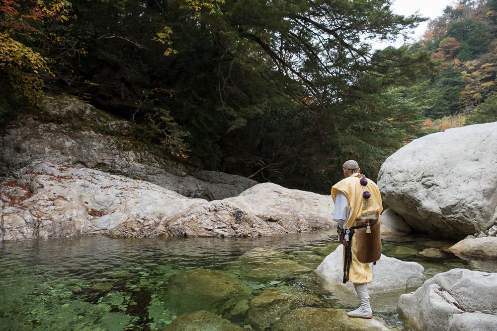 Yamabushi Waterfall