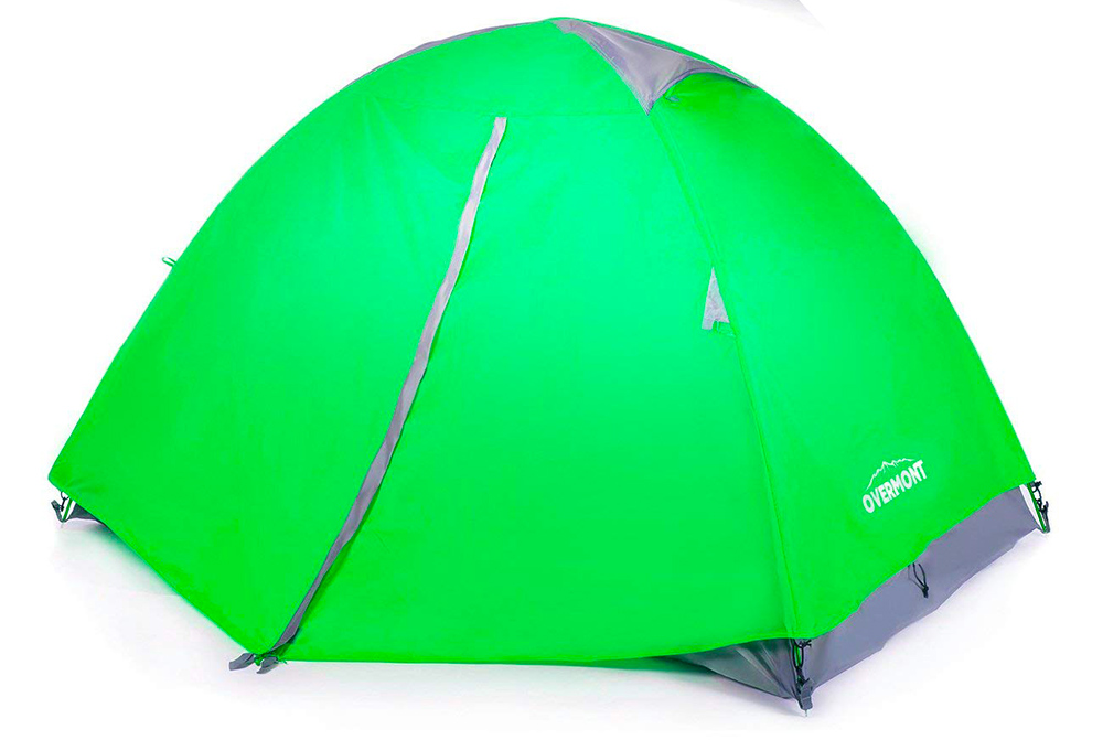 Meilleure tente voyage  overmont 2 personnes