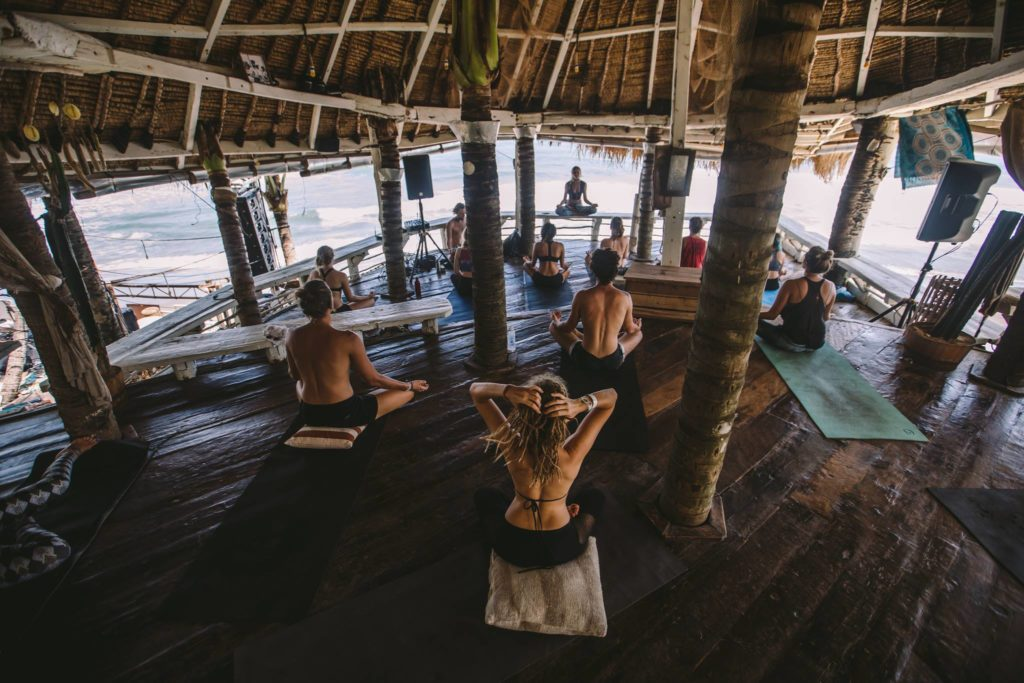 Yoga Gili Air