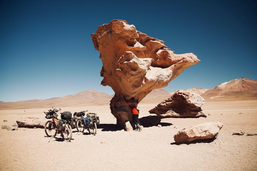Voyage en Bolivie à vélo