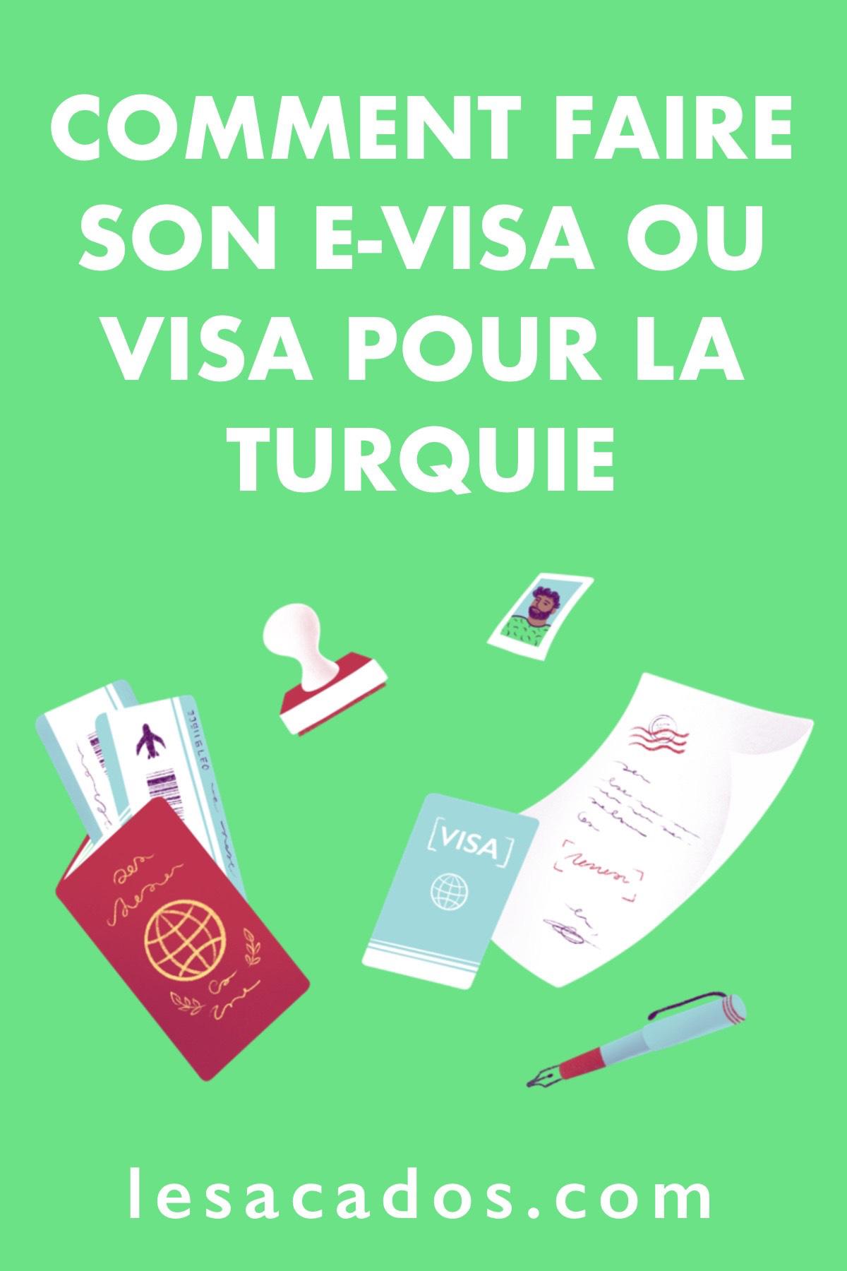 Dans cet article je vous explique en détail comment faire votre visa (ou evisa) pour la Turquie tout seul, ou en passant passant par une agence.