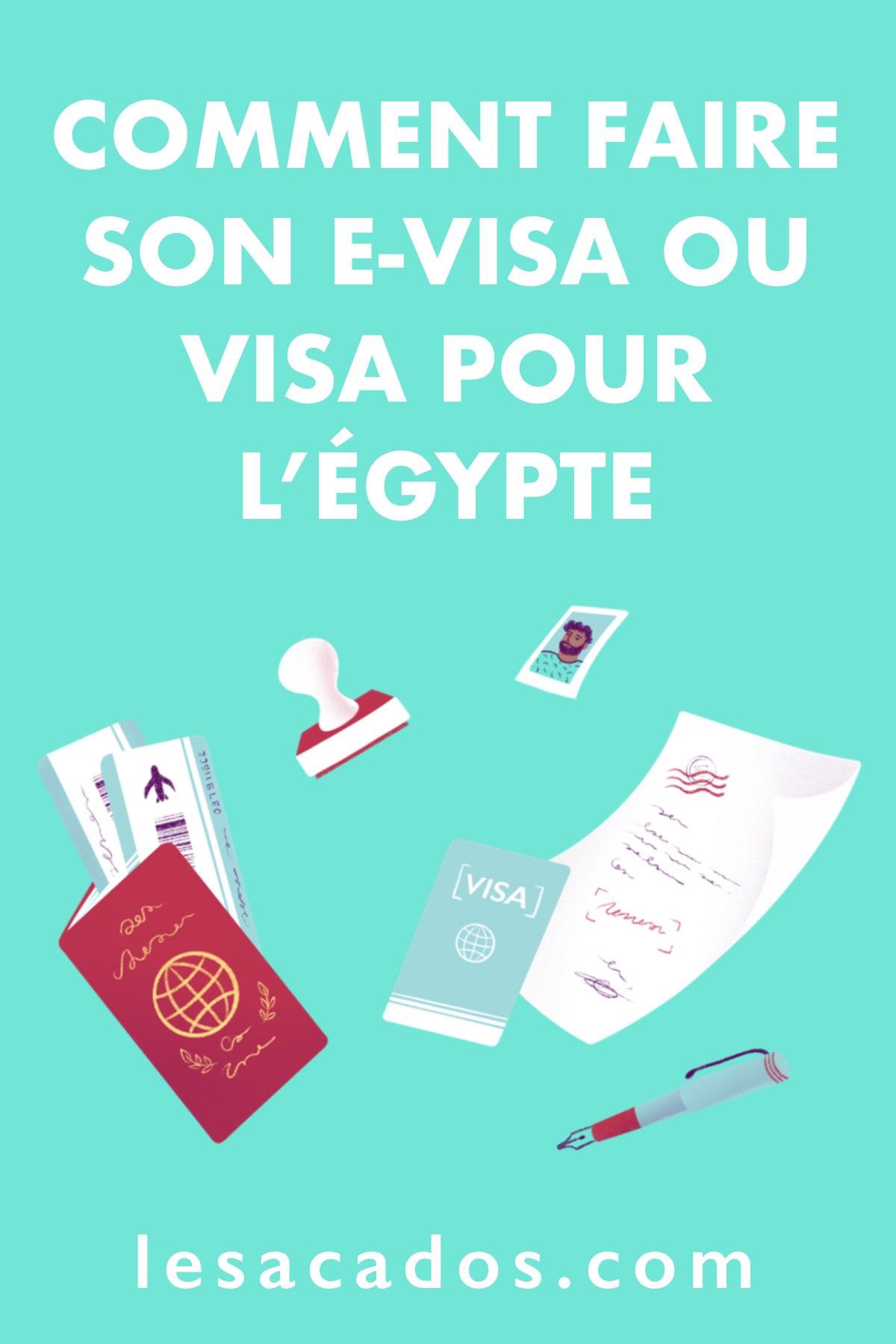 Je vous explique comment obtenir votre visa pour l'Éygpte tout seul ou avec l'aide d'une agence. Visa simple ou à entrées multiples, valables 1 ou 3 mois.