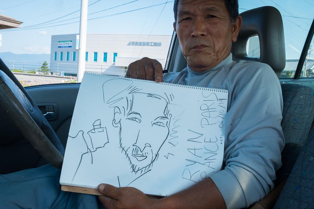 Un local qui me dessine