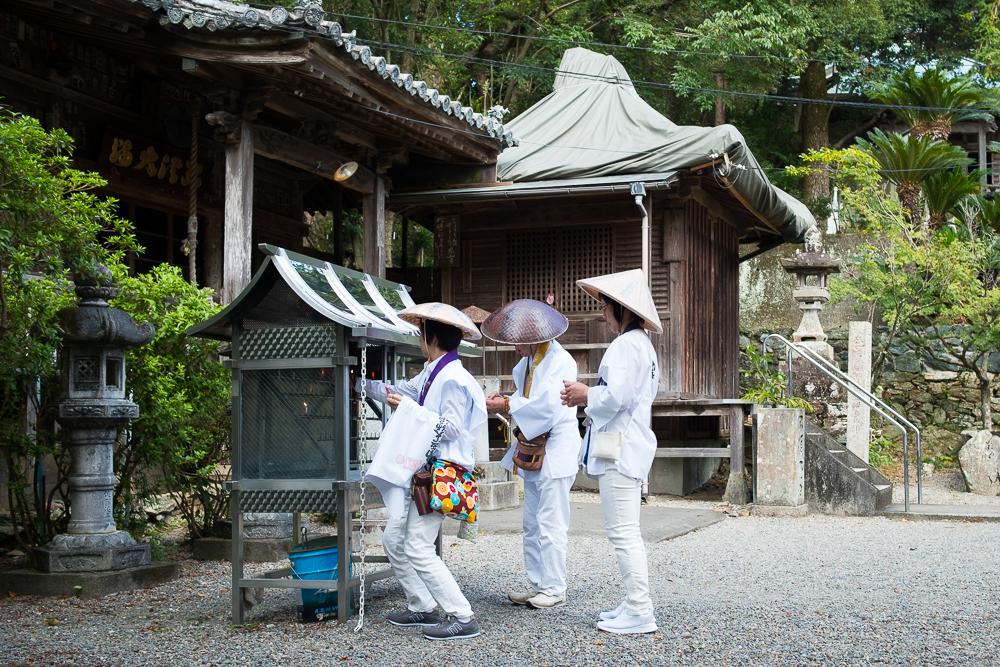 Pelerinage de Shikoku