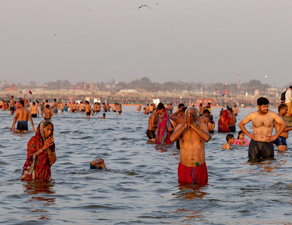 Kumbh Mela Inde