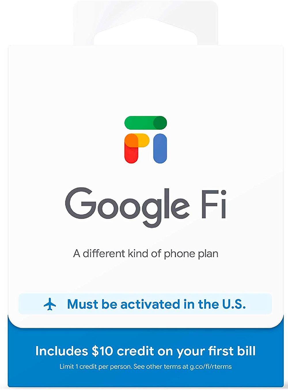 Google Fi Amazon
