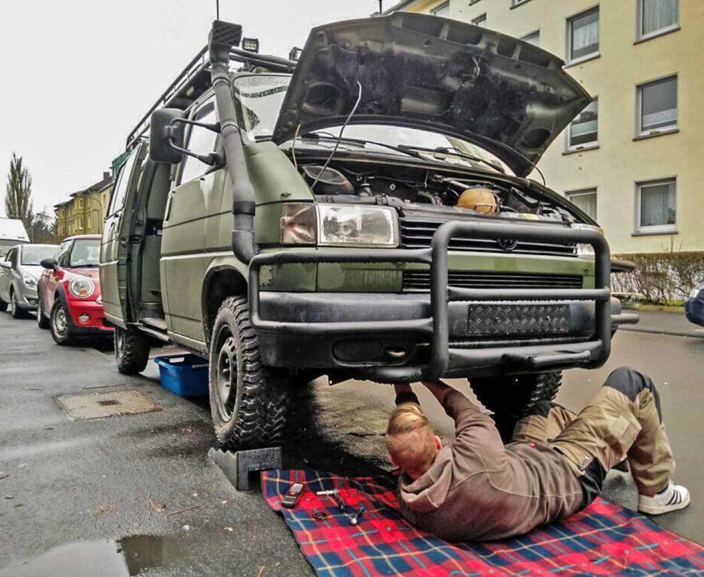 volkswagen t4 syncro