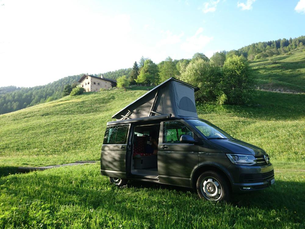 Volkswagen california en Suisse