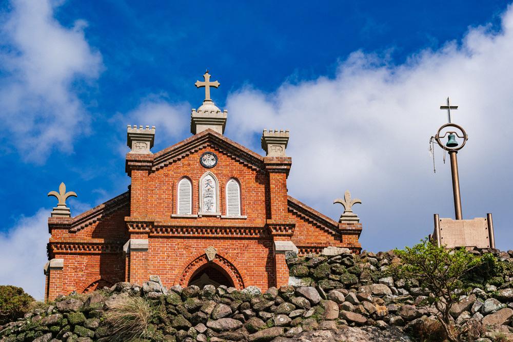 Ojika Island Eglise