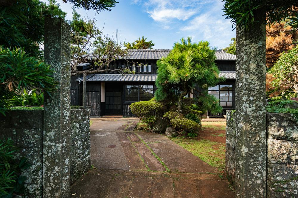Habitation en bois Ojika