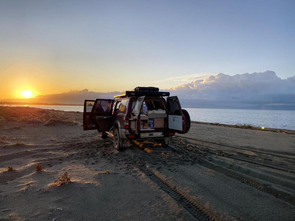 Nissan patrol roadtrip europe tout terrain tour du monde